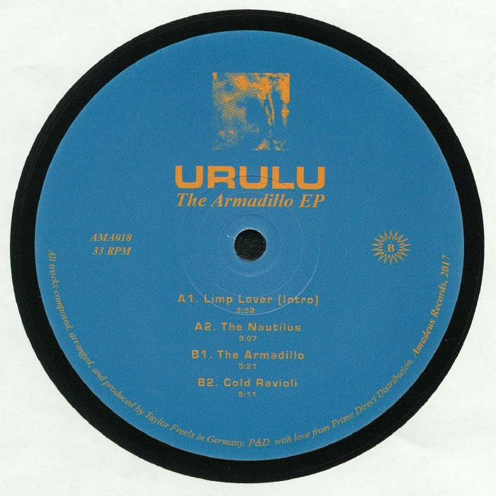 URULU - The Armadillo EP