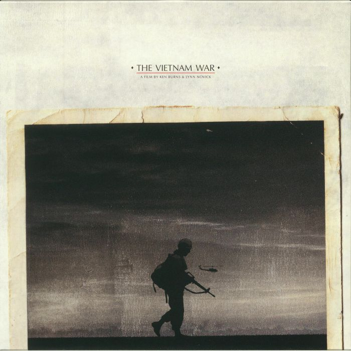 REZNOR, Trent/ATTICUS ROSS - The Vietnam War (Soundtrack)