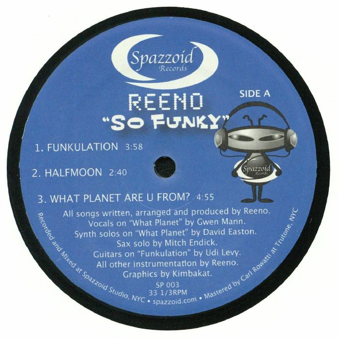 REENO - So Funky