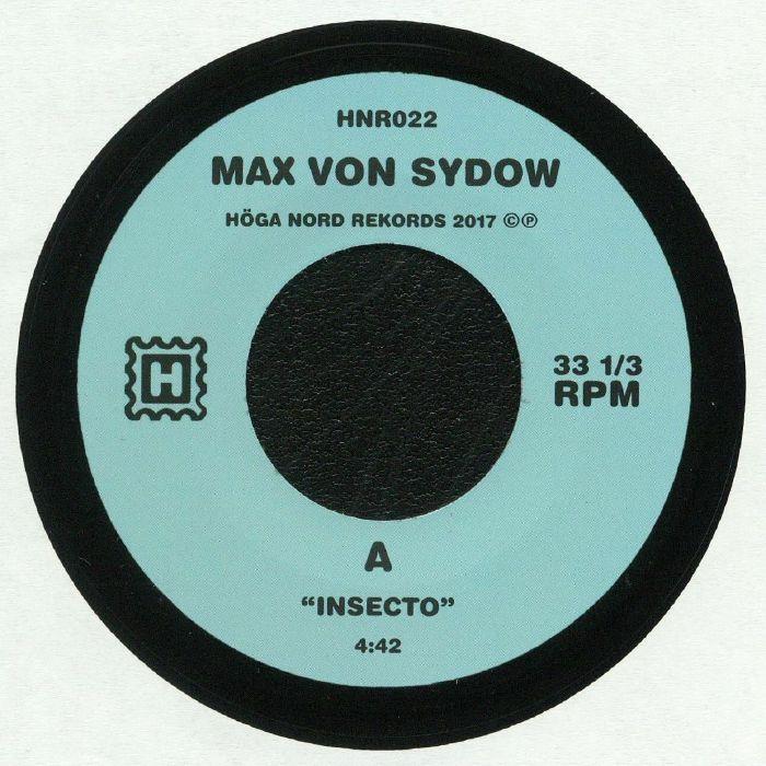 MAX VON SYDOW - Insecto