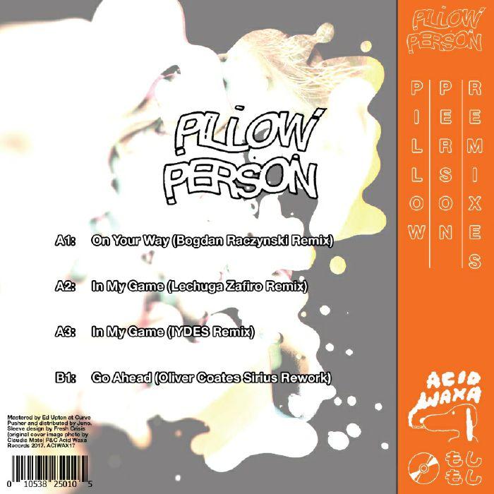 VARIOUS - Pillow Person Remixes
