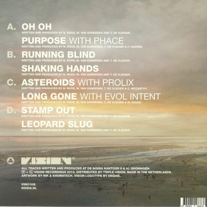 NOISIA - Purpose EP (reissue)