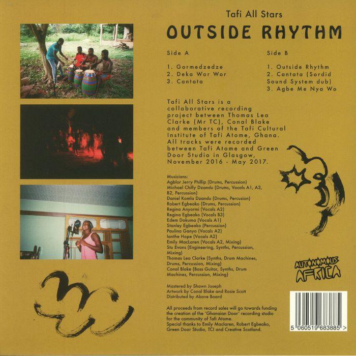 TAFI ALL STARS - Outside Rhythm