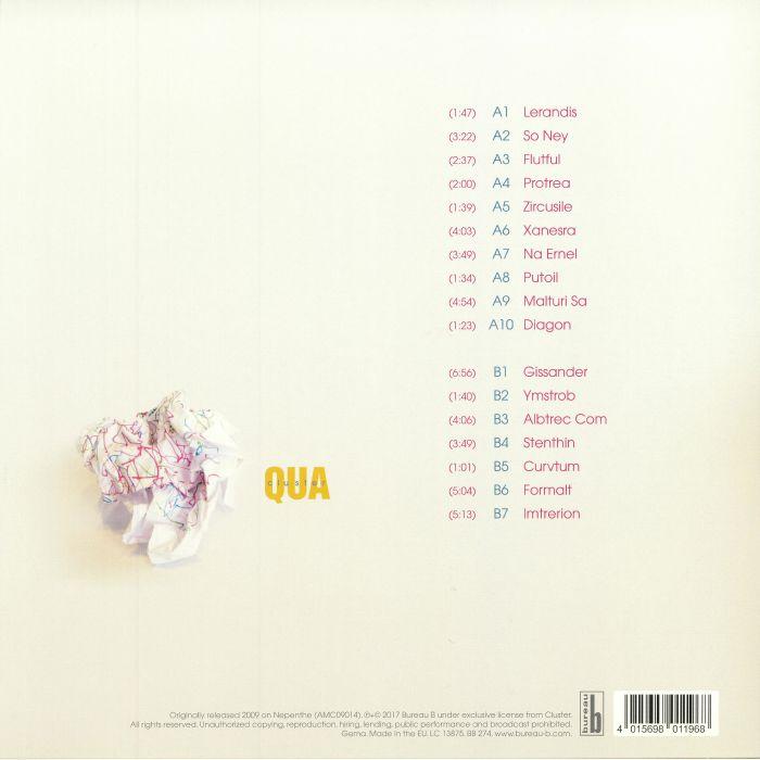 CLUSTER - Qua