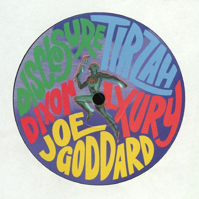 TIRZAH/DISCLOSURE/JOE GODDARD/LXURY - 10 Years Of Greco Roman Marathon Not A Sprint Vol 2