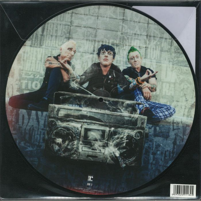 GREEN DAY - Revolution Radio (reissue)