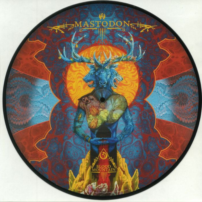 MASTODON - Blood Mountain (reissue)
