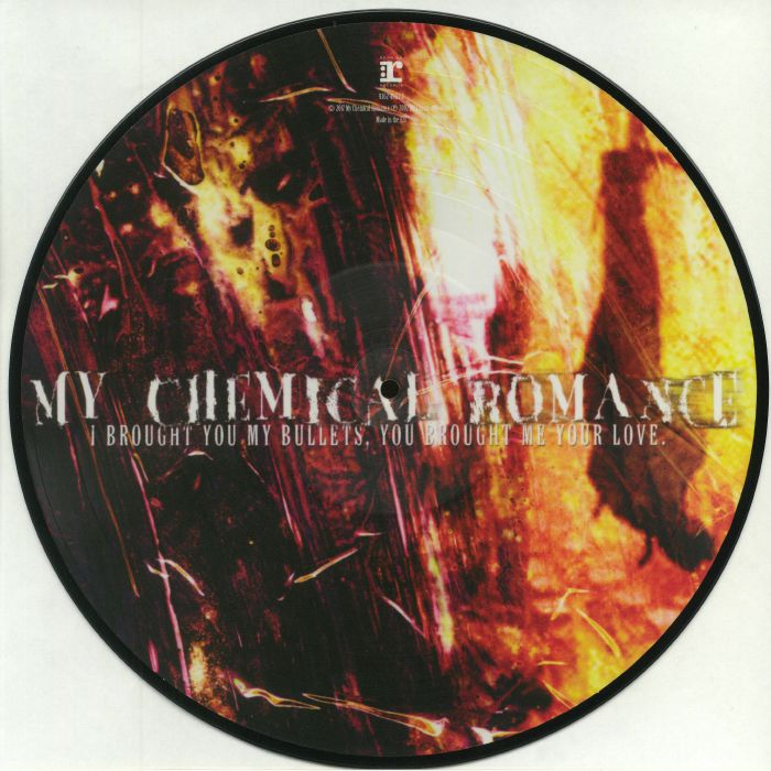 MY CHEMICAL ROMANCE - I Brought You My Bullets You Brought Me Your Love (reissue)