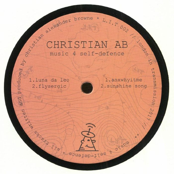 CHRISTIAN AB - Music 4 Self-Defence