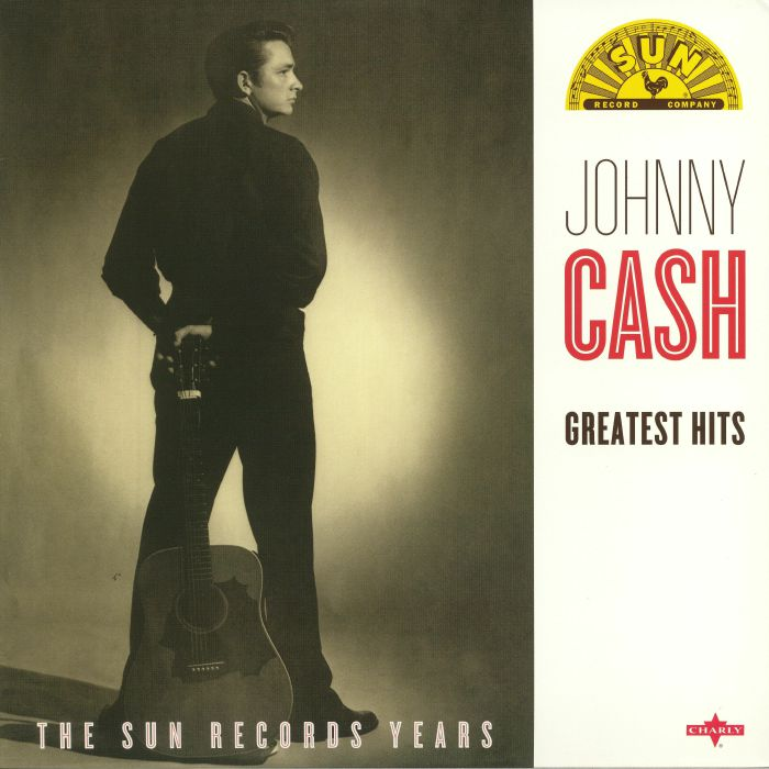 CASH, Johnny - Greatest Hits (half speed remastered)