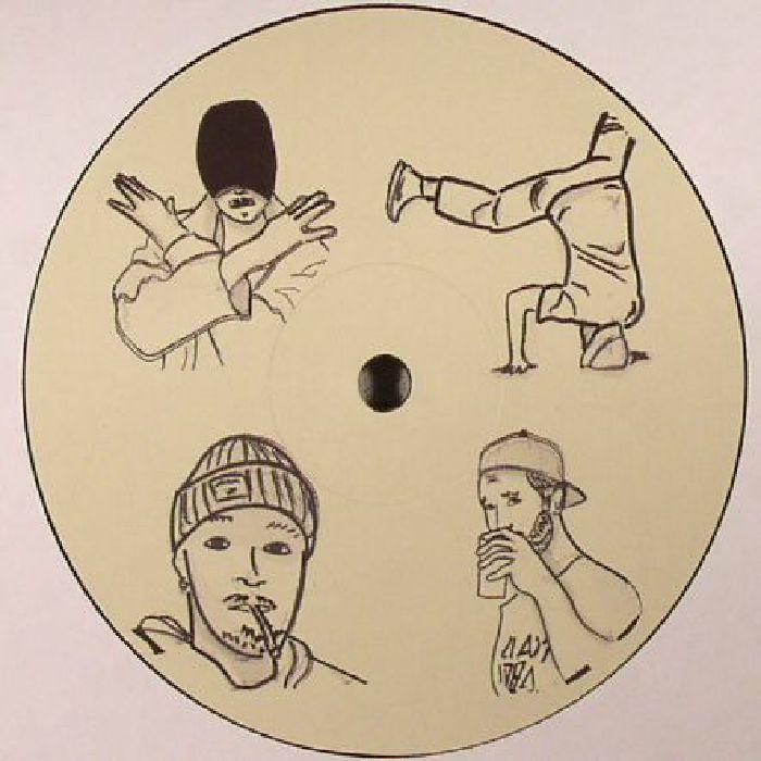 AVORTON/AURELIAN aka KM3/HARRISON BDP/LOUIS DAUVERGNE - From Da Block EP