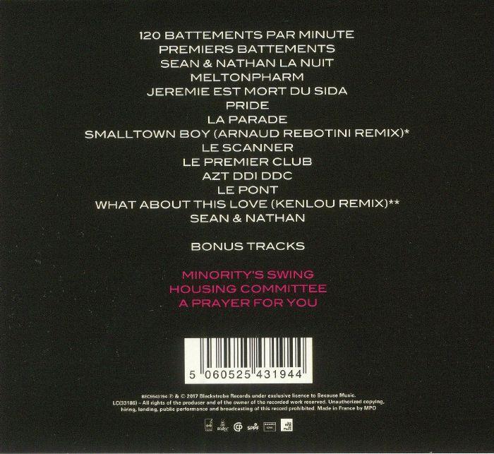REBOTINI, Arnaud - 120 Battements Par Minute (Soundtrack)