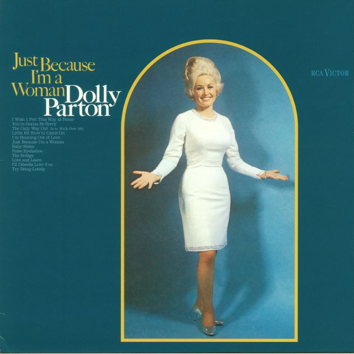 PARTON, Dolly - Just Because I'm A Woman (reissue)