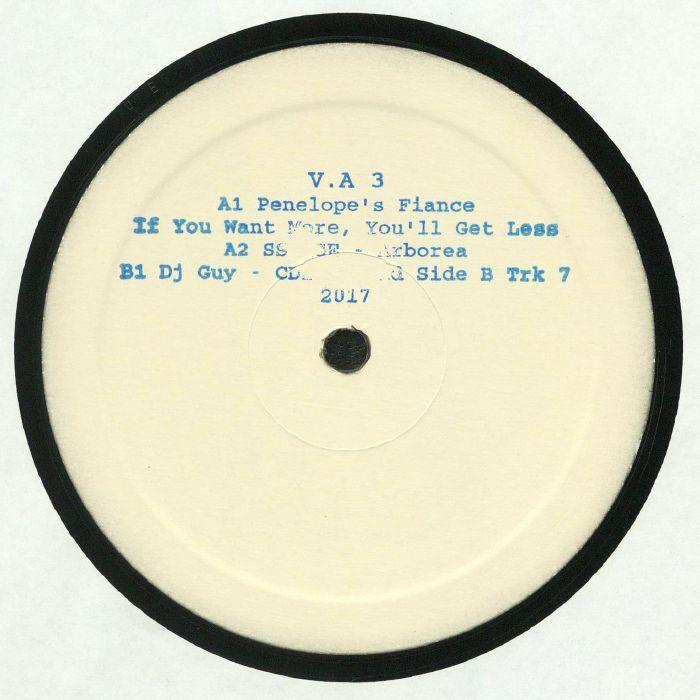 PENELOPE'S FIANCE/SSIEGE/DJ GUY - VA 3