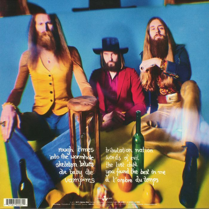 KADAVAR Rough Times vinyl at Juno Records