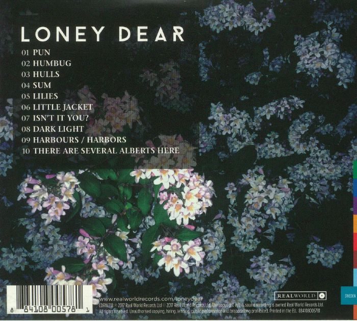 LONEY DEAR - Loney Dear