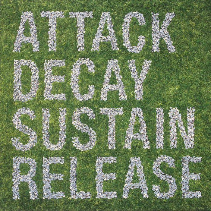 SIMIAN MOBILE DISCO - Attack Decay Sustain Release (reissue)