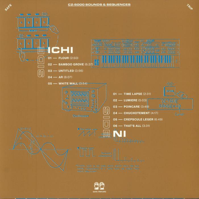 SATOSHI/MAKOTO - CZ5000 Sounds & Sequences