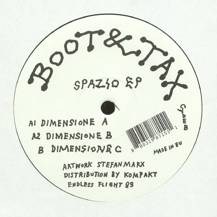 BOOT & TAX - Spazio EP