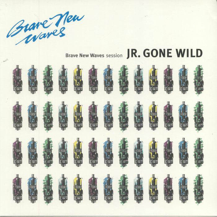 JR GONE WILD - Brave New Waves Session
