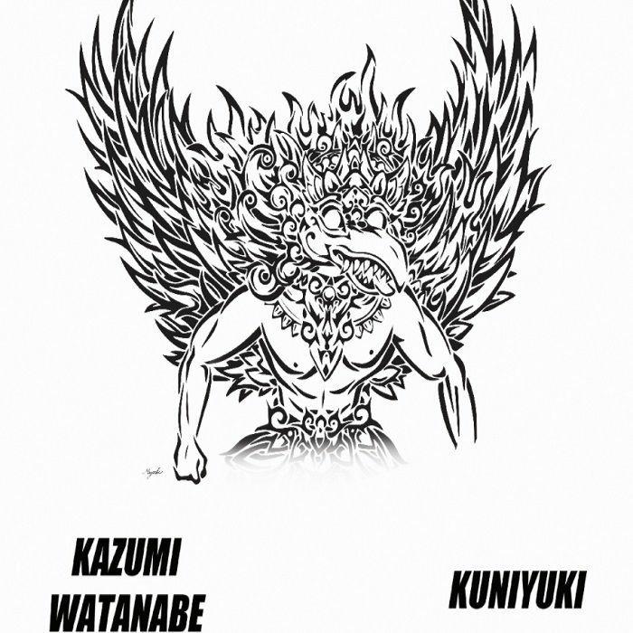WATANABE, Kazumi (feat Kuniyuki remix) - Garuda