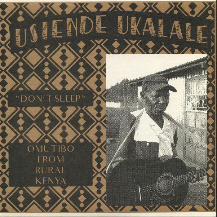 VARIOUS - Don't Sleep: Omutibo From Rural Kenya