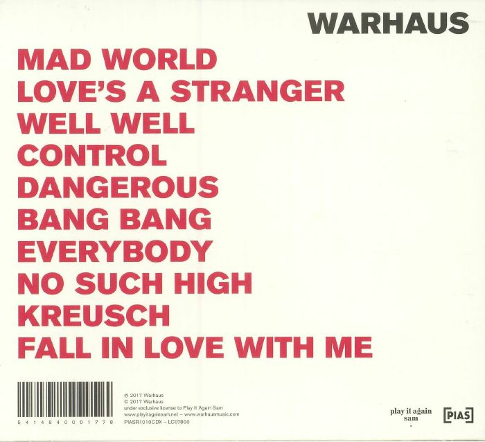 WARHAUS - Warhaus