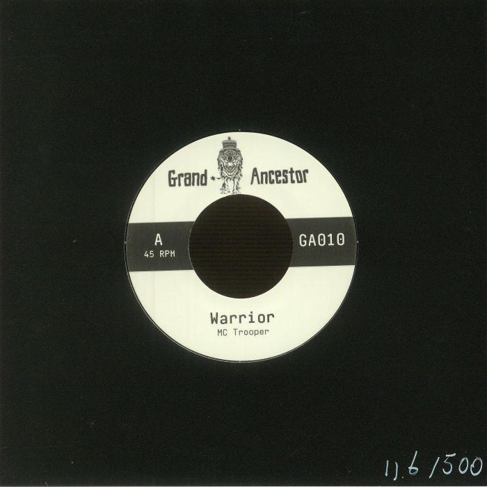 MC TROOPER/JEPH1 - Warrior