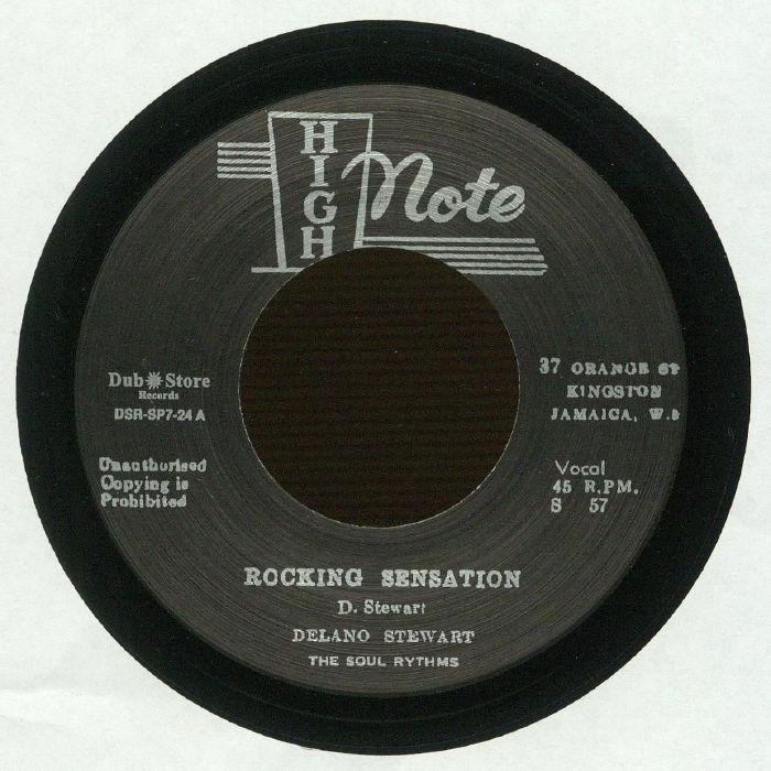 STEWART, Delano/THE GAYSTERS - Rocking Sensation
