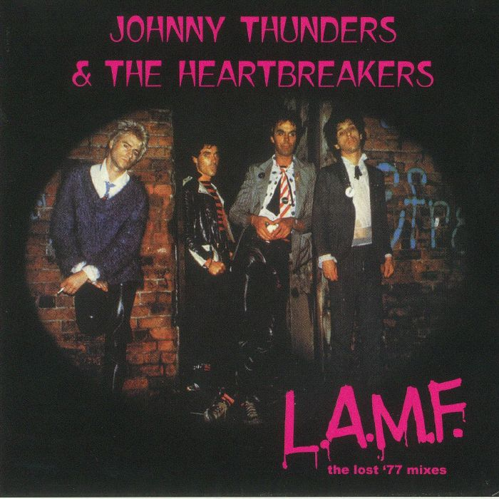THUNDERS, Johnny & THE HEARTBREAKERS - LAMF: The Lost '77 Mixes