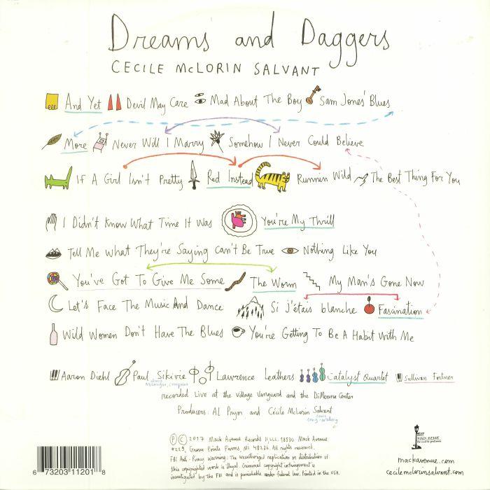 McLORIN SALVANT, Cecile - Dreams & Daggers