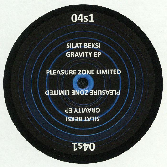 Silat Beksi - Gravity EP (Pleasure Zone) *Preorder*