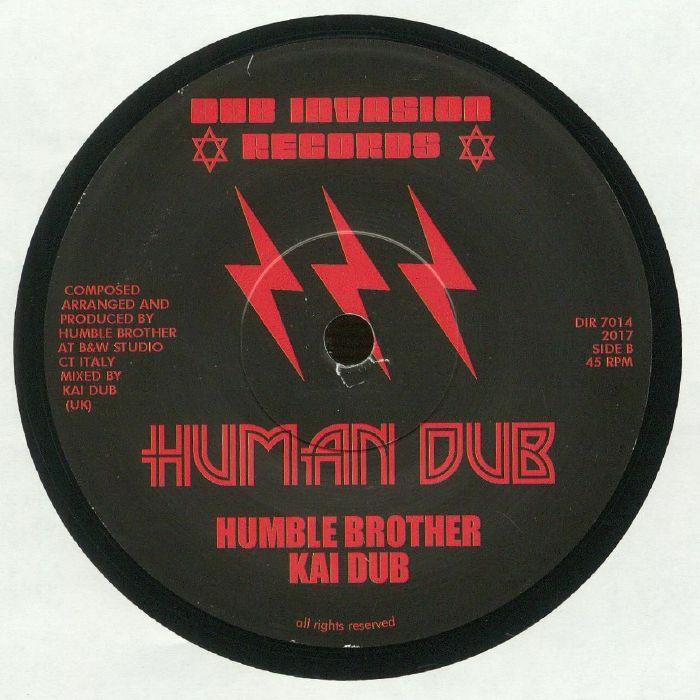 HUMBLE BROTHER/KAI DUB - Human