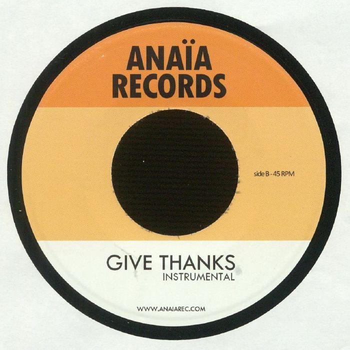 EARL SIXTEEN - Give Thanks