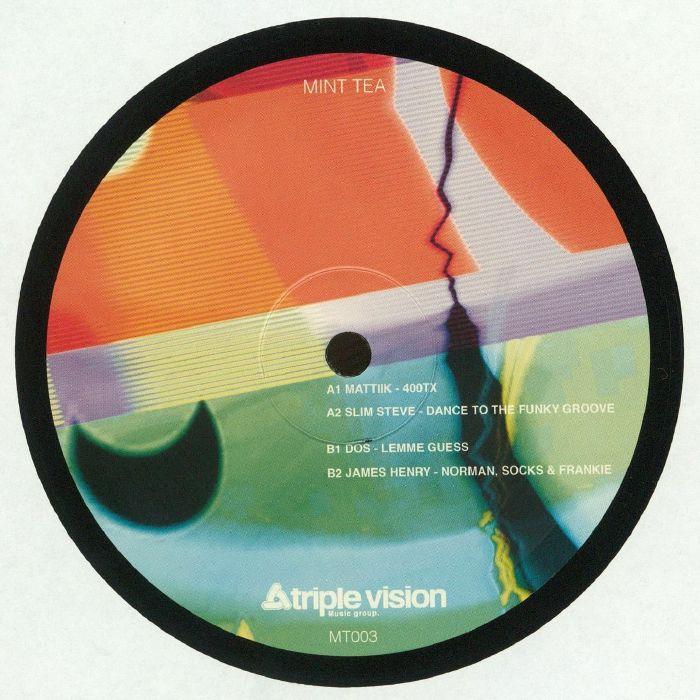 MATTIIK/SLIM STEVE/DOS/JAMES HENRY - 400tx