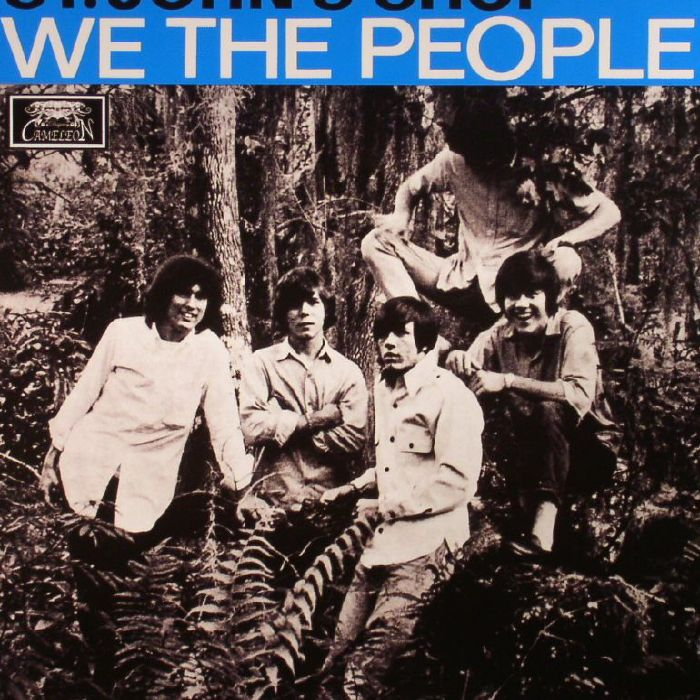 WE THE PEOPLE - St John's Shop EP (reissue)