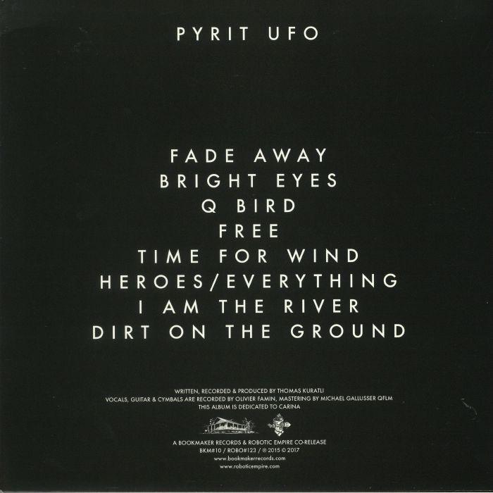 PYRIT - UFO (remastered)