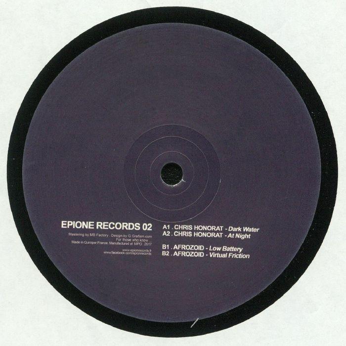 HONORAT, Chris/AFROZOID - Epione Records 02