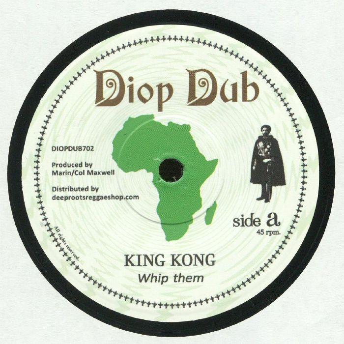 KING KONG/SIMON NYABIN meets DOUGIE CONSCIOUS - Whip Them