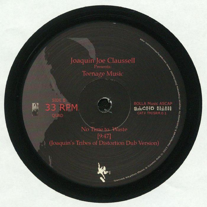 JOE CLAUSSELL, Joaquin - Teenage Music