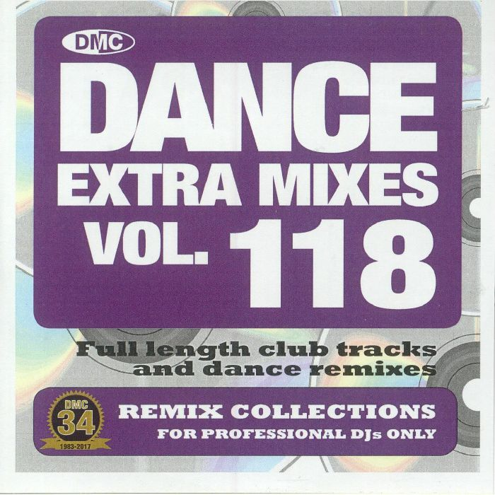 VARIOUS - Dance Extra Mixes Vol 118: Remix Collections For Professional DJs (Strictly DJ Only)