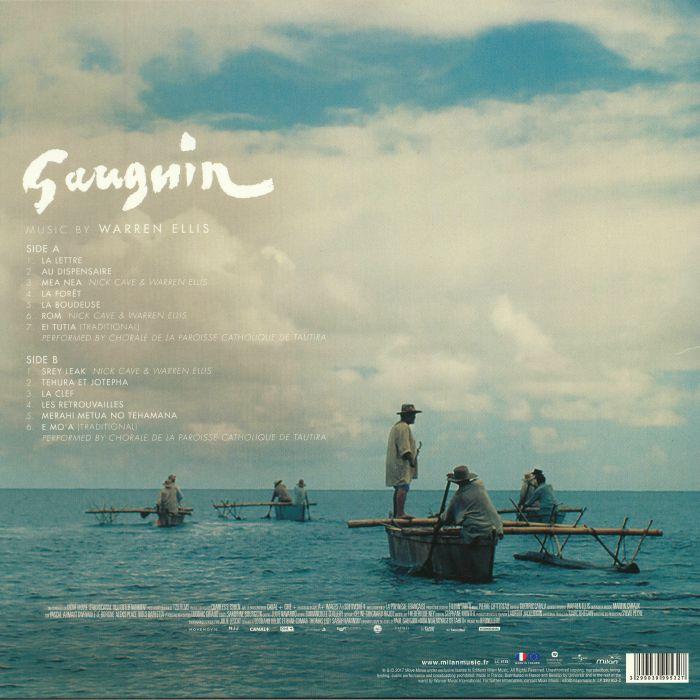 ELLIS, Warren - Gauguin (Soundtrack)