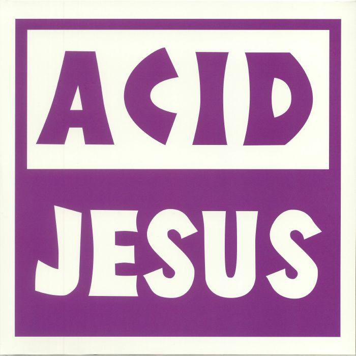 ACID JESUS - Flashbacks 1992-1998