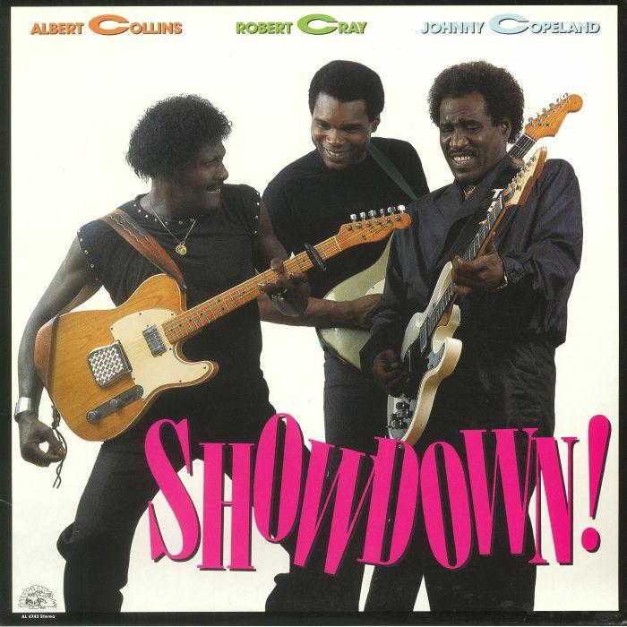 COLLINS, Albert/ROBERT CRAY/JOHNNY COPELAND - Showdown! (remastered)