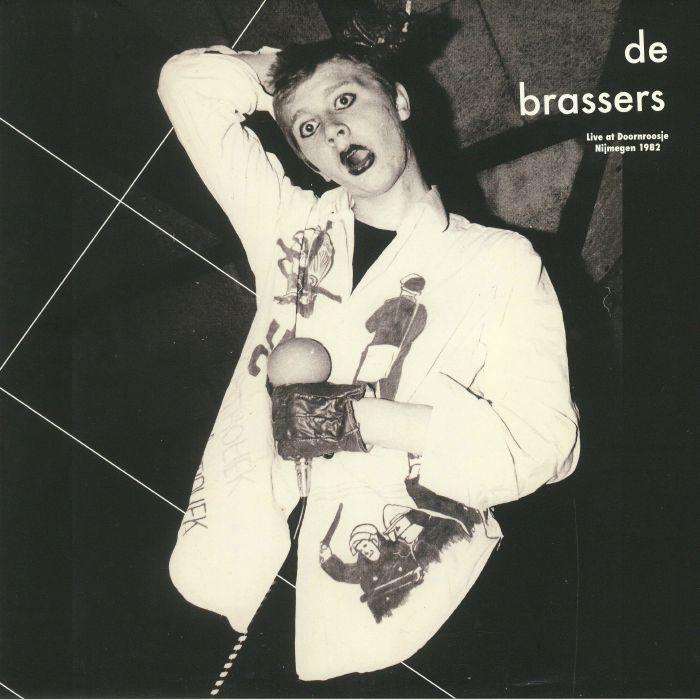 DE BRASSERS - Live At Doornroosje: Nijmegen 1982