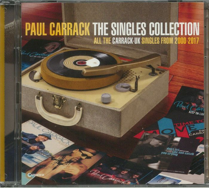 CARRACK, Paul - The Singles Collection 2000-2017