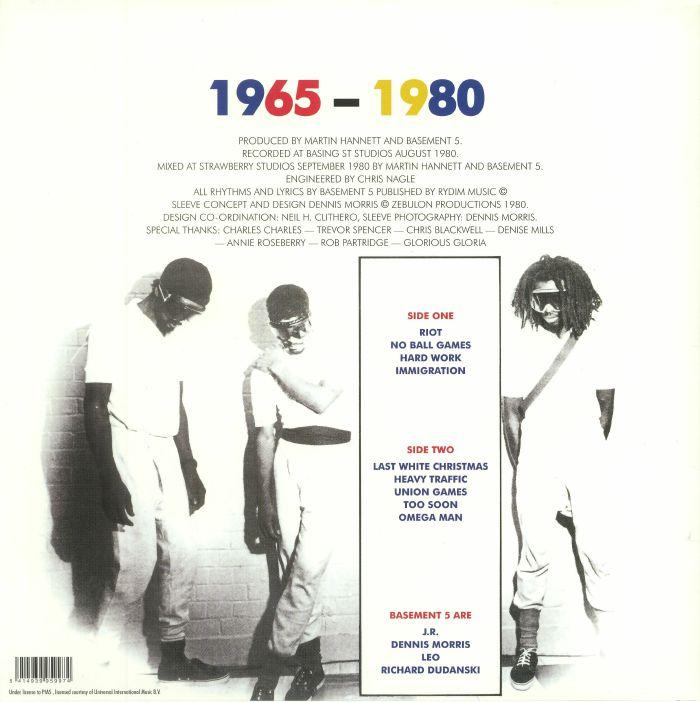 BASEMENT 5 - 1965-1980