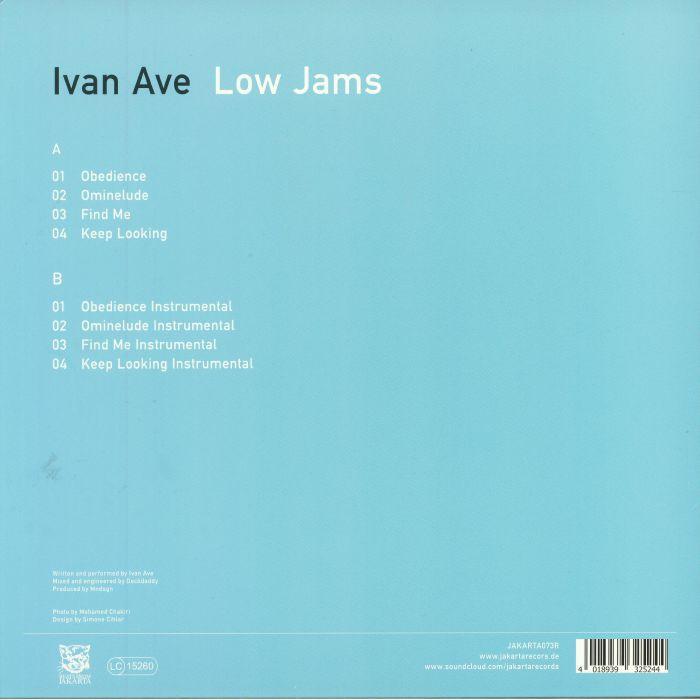 IVAN AVE - Low Jams