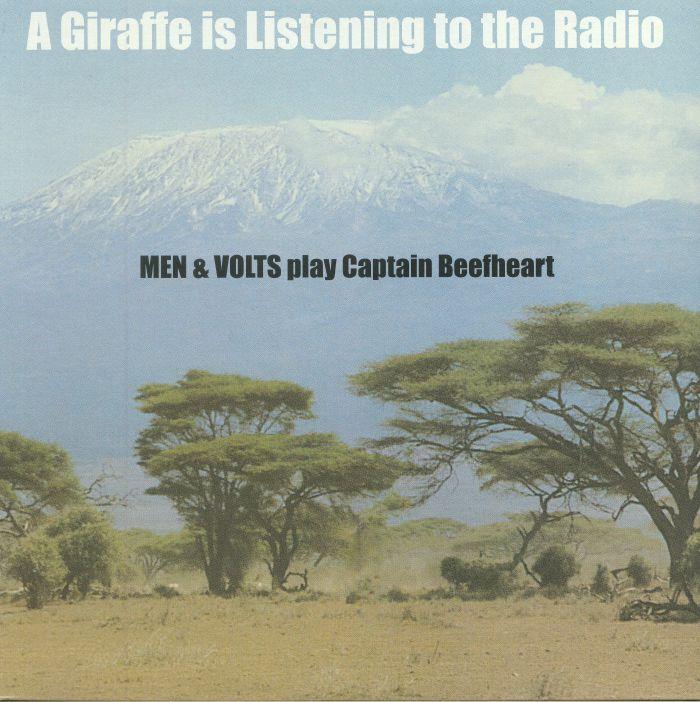 MEN & VOLTS - A Giraffe Is Listening To The Radio: Men & Volts Play Captain Beefheart