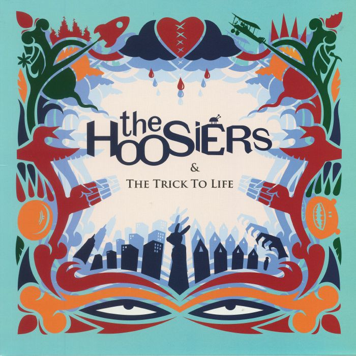 HOOSIERS, The - The Trick To Life (reissue)